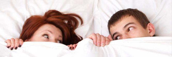 La notte dormi con le mutande fai attenzione ecco cosa - Cosa piace alle donne a letto ...