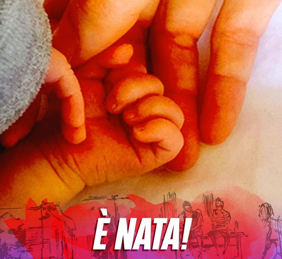 7fa618a2bd E' NATA PENELOPE NINA: GRANDE GIOIA PER LA COPPIA