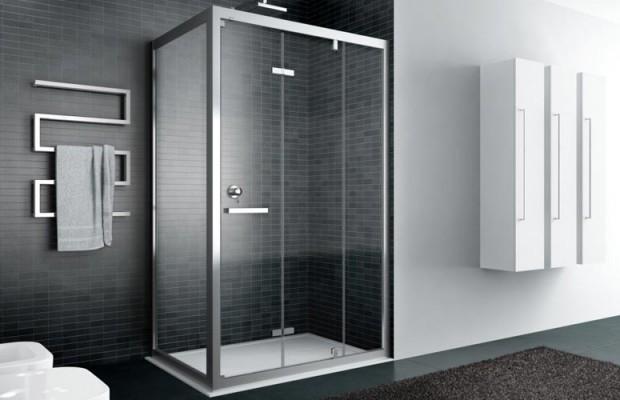 Addio alla doccia in arrivo lo spray per lavarsi - Porta bagnoschiuma per doccia ...