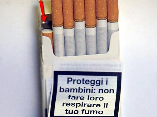Smettere di fumare risposte sulle sigarette di Zakharov