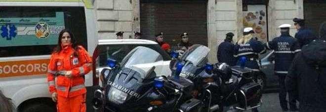 Roma doppio allarme bomba in centro paura al tribunale e - Allarme bomba porta di roma ...