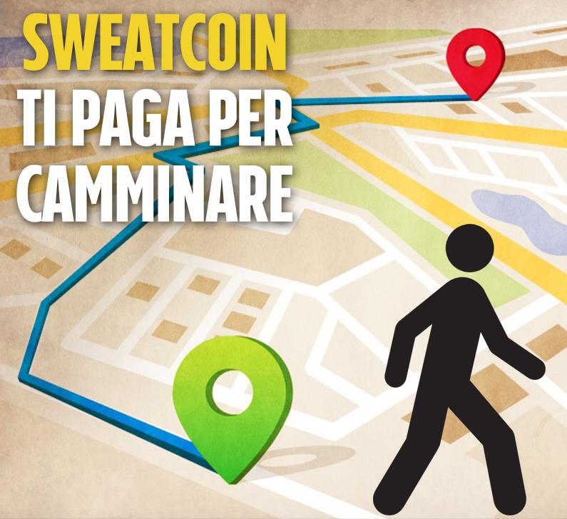 L 39 app che ti paga per camminare ecco come funziona ogni for App che ti paga per camminare