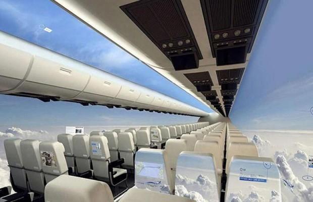 L 39 aereo dalle pareti trasparenti ora si puo 39 - Si puo portare l ombrello in aereo ...