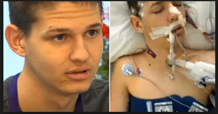 Risultati immagini per Zack Clements: vivo dopo 20 minuti di arresto cardiaco