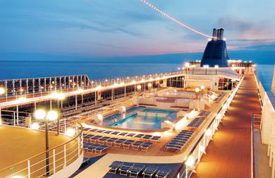 Lavorare sulle navi da crociera tante opportunit per for Quali cabine sono disponibili sulle navi da crociera