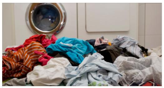 Come far asciugare i panni in casa d 39 inverno velocemente e senza cattivi odori - Cattivi odori in casa ...